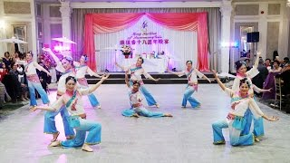 春雷春雨视频 | 康琪健身舞蹈会十九周年餐舞会 | 浓情录像摄影