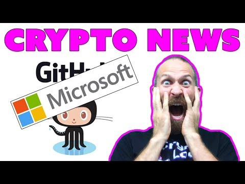 Microsoft Buys GitHub | ZenCash 51% Attack | $WAN $IOTA $ZRX $LSK