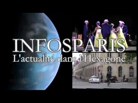 Infos Paris - L'actualité dans l'Hexagone