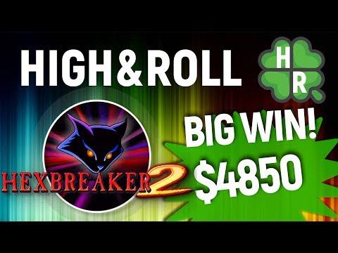 Play Hexbreaker 2 Slot Machine Online  (IGT) Free Bonus Game