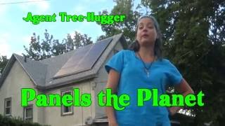 Agent Tree Hugger Panels The Planet Part 1