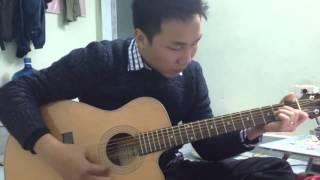 Khát Vọng Vô Hình guitar