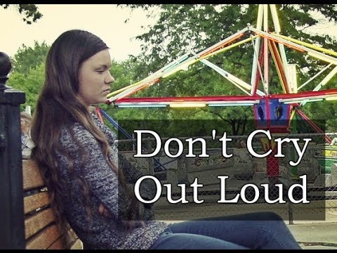 Don't Cry Out Loud - Melissa Manchester (LYRIC Video) - Cover By Tatiana Marie