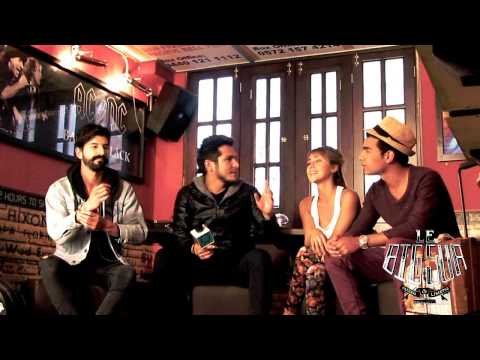 LE BIG SUR - Detrás de cámaras, entrevista Canal K-Music