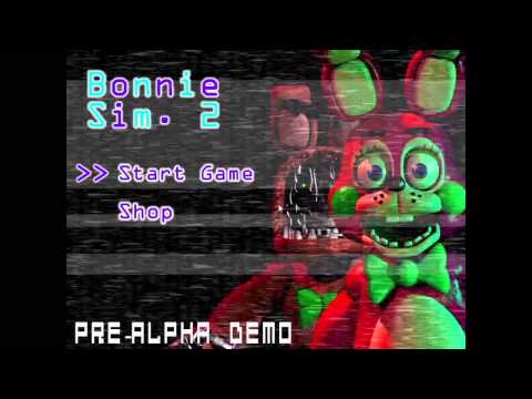 [Full Download] Bonnie Simulator 2 Demo It S Back