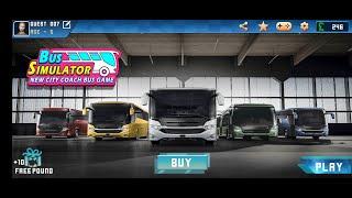 محاكاه الحافلات-العاب سيارات-العاب اندرويد screenshot 3