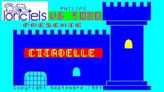 Philips VG5000 Longplay ⚔ Citadelle ⚔ Loriciels RPG