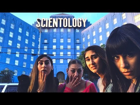 GOING TO THE CHURCH OF SCIENTOLOGY!