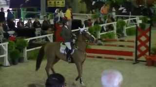 CSN Indoor Porto Alegre - 1o Dia - Laura Jacques Fernandes e Romeu Cristal
