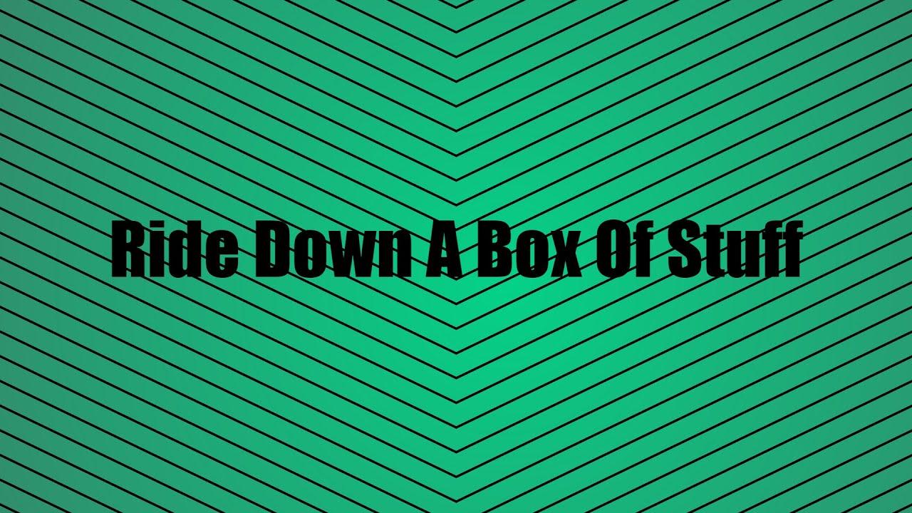 Roblox Ride A Box Down Stuff Uncopylocked Doge Youtube