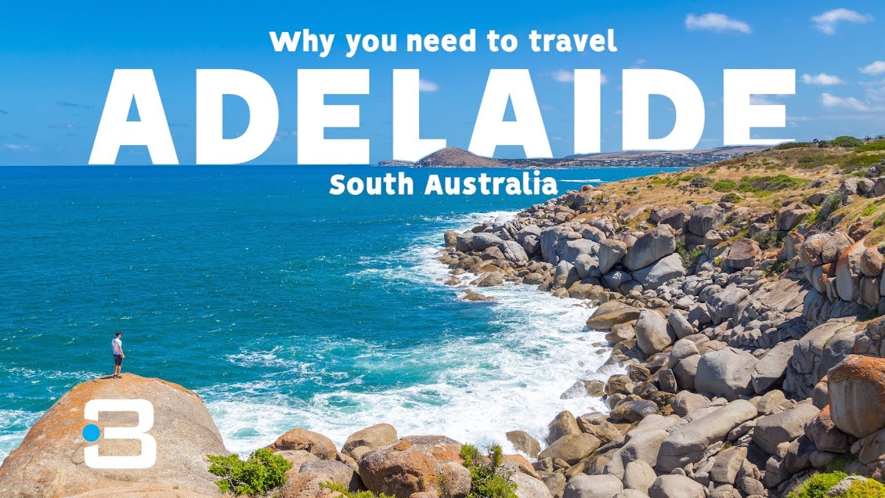 Why You NEED To Travel ADELAIDE - South Australia | Barbster360 Travel