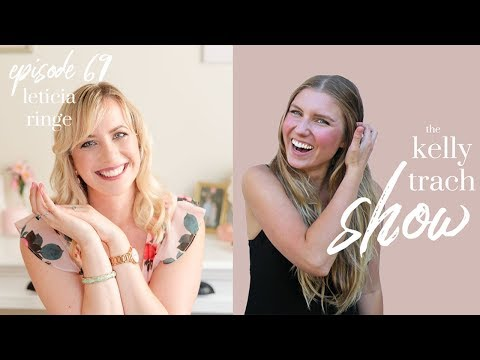 Leticia Ringe on Finding your Soul's Purpose, Feminine Energy & Releasing the Grip