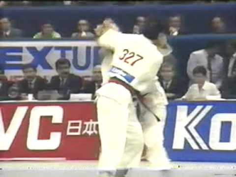 Judo Go Kyo nage-waza