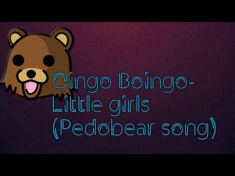 Oingo Boingo-Little girls lyrics (Pedobear song)
