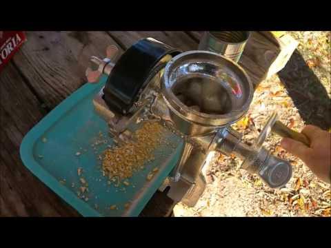 Victoria Corn Mill Inaugural Grinding