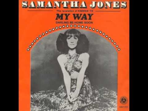Samantha Jones - My Way