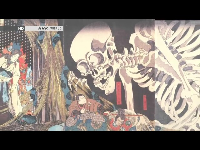 Japanology Furthermore The Roots Of Japans Yokai Creatures ?? Period 1 EP 23 & Tokyo