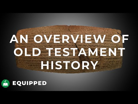 An Overview Of Old Testament History | A Timeline Of Biblical Events