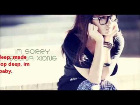 I`m Sorry Selina Xion ft Ky Lyrics On Screen