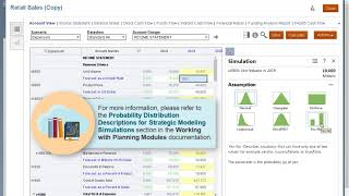 Improving Forecast Accuracy using Simulations in Strategic Modeling video thumbnail