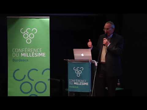 2015 Bordeaux Conference du Millesime - Keynote