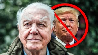 David Attenborough is DISGUSTED with boomers.