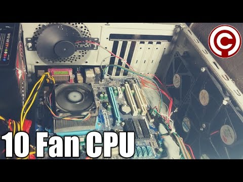 Build your own DIY Cooling PC case (how-to-guide)