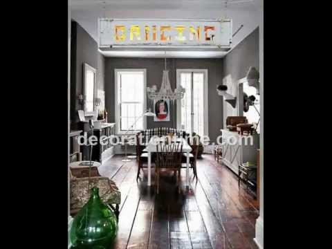 Use Vintage Signs In Interior Decorating