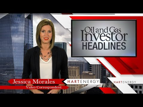 Headlines By Oil and Gas Investor for the Week of 10-6-17