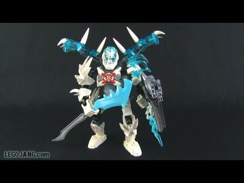 Hero Factory Stormer Frost Beast Combination Brain Attack Wave 2