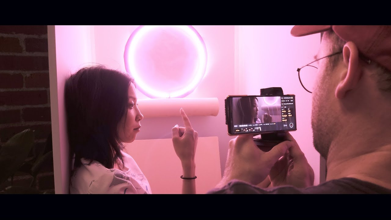 """The making of """"TASTE"""" – an innovative short film shot on Xperia"""