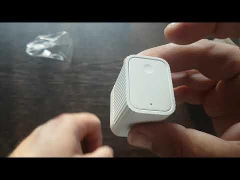 Xiaomi Smart Cleargrass Bluetooth/Wifi Gateway Hub Work With Mijia Smarthome Unboxing