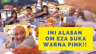 Ozay kompor! Ini Alasan Om Eza Suka Warna Pink! | Check Point | 23/06/2021