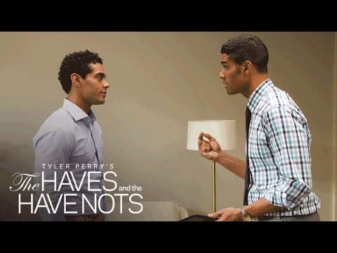 Landon Tries to Warn Charles  Tyler Perry's The Haves and the Have Nots  Oprah Winfrey Network