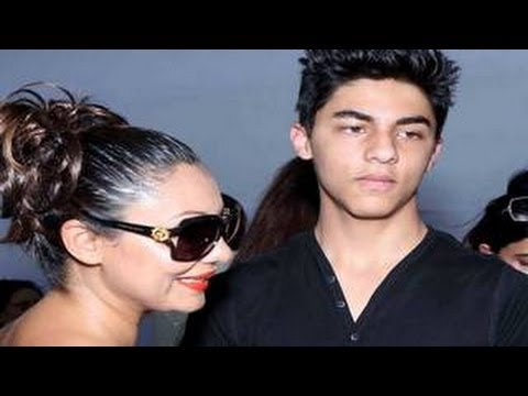 Shahrukh Khan's son Aryan Khan SHOCKINGLY HANDSOME PHOTOS