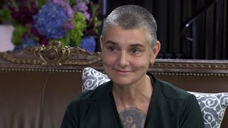 Sinead O'Connor On Her Interview With Dr. Phil: 'I'm Hoping We Can Save Some Lives'