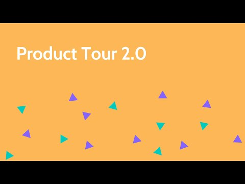 Timeular 2.0 Product Tour