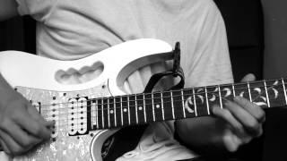 Andy James Guitar Academy Dream Rig Competition - Johan Velert