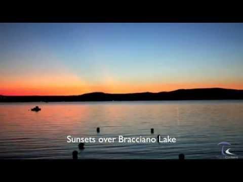 Lake Bracciano  Italy Travel