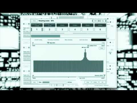 SoundScaper - An experimental sound mini lab. Morphing scenes demo.