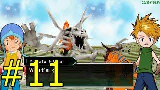 Digimon Adventure PSP Patch V5 Parte #11