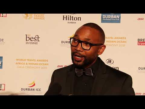 Vincent Monyake, executive manager, the Blue Train