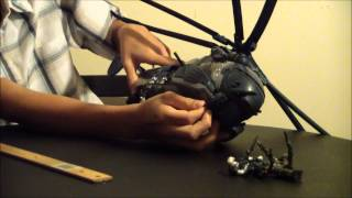 Gears of War: King Raven Erector set