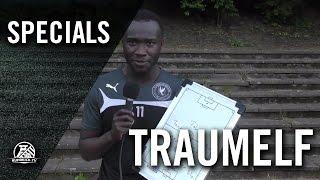 Die Traumelf von Michael Atta-Poku (FC Azadi Bochum)   RUHRKICK.TV