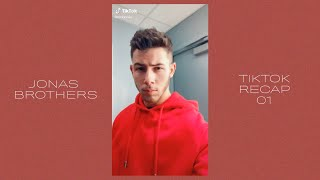 Jonas Brothers Tiktok Compilation (Episode 1)