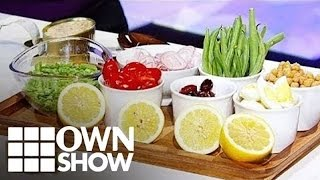 A Homemade Restaurant-worthy Tuna Salad | #ownshow | Oprah Winfrey Network