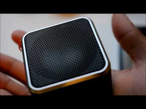 Unboxing Music Angel & Mini Test