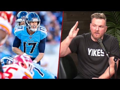 Pat McAfee's Thoughts On Chiefs Vs. Titans