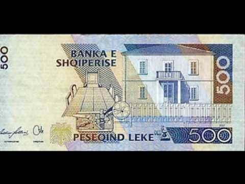 Currencies of the World: Republic of Albania; Albanian Lek (2007)