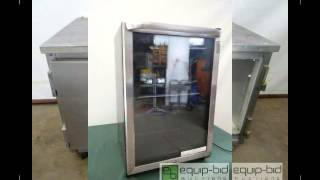 KC Foodservice Equipment   Equip Bid com Video